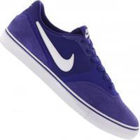 Tênis Nike Sb Paul Rodriguez 9 Vr - Masculino - Azul Esc/Branco