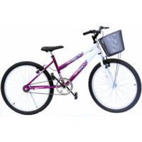 Bicicleta Aro 24 Onix Sem Marcha Convencional - Unissex