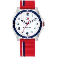 Relógio Tommy Hilfiger Infantil Borracha Vermelha - 1720006