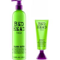 Kit Condicionador Tigi Haircare Calma Sutra E Gel Screw It