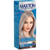 Tintura Creme Maxton 10.111 Louro Cinza Claríssimo Super Intenso Com 1 Unidade 1 Unidade
