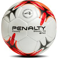 8a4ebab879 Netshoes  Bola Futebol De Campo Penalty Brasil Numero 04 - Infantil -  Masculino