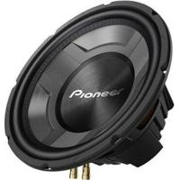 "Subwoofer Pioneer 12"" 350W Rms 4Ohms Ts-W3060Br - Unissex-Preto"