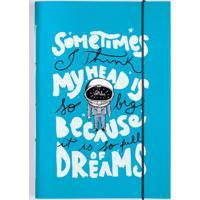 Sketchbook Full Of Dreams