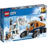 Lego City - Caminhão Explorador Do Ártico - 60194 Lego 60194