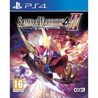 Game Samurai Warriors 4-Ii Para Ps4 Mídia Física