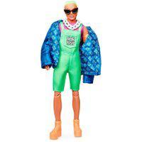 Barbie Bmr1959 Ken Com Cabelo Verde - Mattel