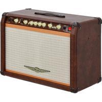Amplificador Para Guitarra Oneal Ocg-1002-Mr 2 Af 10Pol 130W Marrom