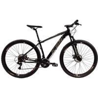 Bicicleta Aro 29 Ksw Shimano 24 Vel A Disco Ltx - Unissex