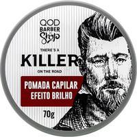 Killer Pomada Qbs Brilho 70G - Feminino-Incolor