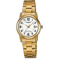 ca9e66c0ea7 ... Relógio Feminino Casio Collection - Unissex-Dourado