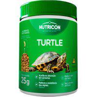 Ração Para Tartarugas Nutricon Turtle 25G