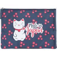 Nécessaire Envelope Estampa Made In Japan