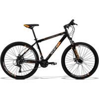 Bicicleta Gts Aro 29 Freio A Disco Câmbio Gts Tsi 27 Marchas Amortecedor Com Câmara De Ar Anti Furo - Unissex
