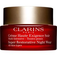 Creme Anti-Idade Clarins Super Restorative Night 50Ml