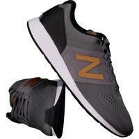 Tênis New Balance Mrl24 Cinza