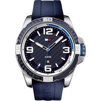 Relógio Tommy Hilfiger Masculino Borracha Azul - 1791091