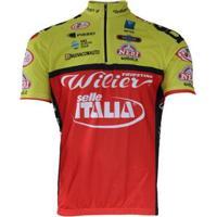 Camisa Pro Tour Wilier - Masculino