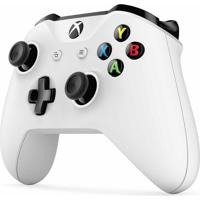 Controle Sem Fio Microsoft Para Xbox One Branco