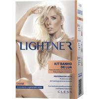 Kit Descolorante Banho De Lua Lightner 1 Unidade
