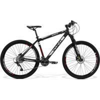 Bicicleta Gts Advanced New Aro 29 Freio A Disco Hidráulico Câmbio Rx Gtsm1 30 Marchas E Amortecedor - Unissex