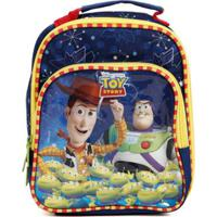 Lancheira Disney Toy Story Infantil Masculina - Masculino-Marinho