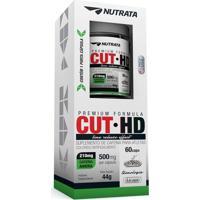 Cut Hd 60 Cáps - Nutrata - Unissex