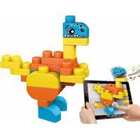 Blocos De Montar Interativos - App Toys - Dinossauros - Chicco