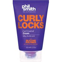 Creme Para Pentear Phil Smith Curly Locks Curl Control 100Ml