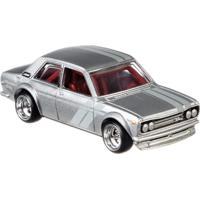 Carrinho Hot Wheels Cultura Datsun Bluebird 510 - Mattel