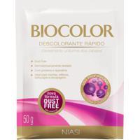 Descolorante Biocolor Pó Dust Free 50G