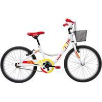Bicicleta Infantil Caloi Luli Aro 20 - Feminino