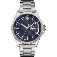 Relógio Lacoste Masculino Aço - 2011030