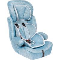 Cadeira Para Auto 9 A 36 Kg AlarmaAzul Bebe Mesclado