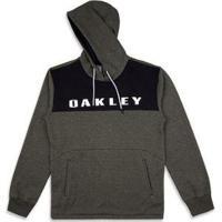 Blusa Canguru Oakley Crossrange Pull - Masculino-Preto