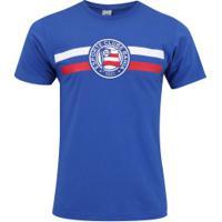 Camiseta Do Bahia Logo - Masculina - Azul