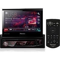 Pioneer Avh-4880Bt - Dvd Player Automotivo Com Conexão Bluetooth, Entrada Usb Rádio Fm E Tela Retrátil De 7 Polegadas