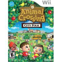 Animal Crossing: City Folk - Wii - Unissex