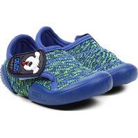 Sapato Infantil Klin Confort - Masculino-Verde
