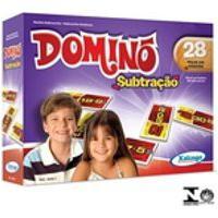 Jogo - Domino Subtração - 5258.7
