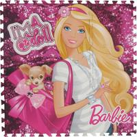 Barbie Tapete Em Eva - Fashion - Fun Divirta-Se