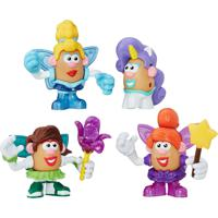 Figura Mashup Playskool - Mr. Potato Head - Fadas - Hasbro - Unissex-Incolor