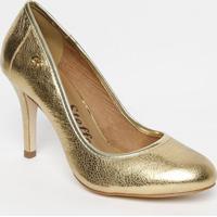 a214346bd0 Sapato Dourado 39 - MuccaShop