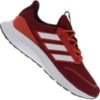 Tênis Adidas Energyfalcon - Masculino - Vinho/Branco