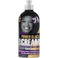 Texturizador De Crespos Soul Power Black Big Black Cream 500Ml - Unissex-Incolor
