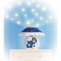 Móbile Brasbaby Noite Estrelada Azul