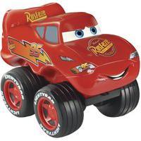 Carrinho Fofomóvel Mcqueen Disney Pixar - Carros - Líder - 49 - Vermelho