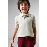 Polo Basica Mc Reserva Mini Masculino Infantil - Masculino