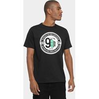 Camiseta Vasco São Januário 90 Anos Masculina - Masculino