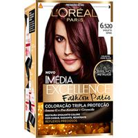 Coloração Imédia Excellence Fashion Paris N°6.520 Violeta Spike 1 Unidade